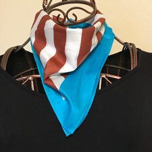Jim Thompson handkerchief scarf